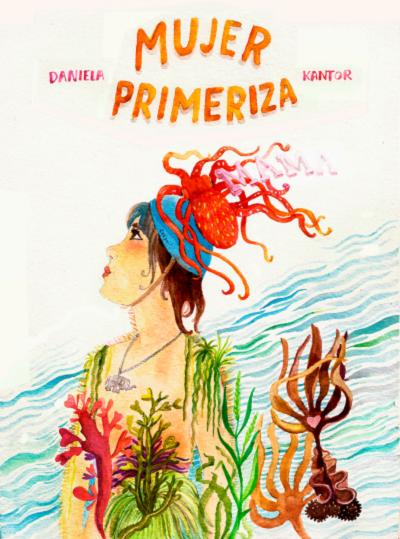 Tapa Mujer Primeriza Daniela Kantor novela grafica