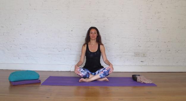 Chloé Michalakis San Telmo Yoga