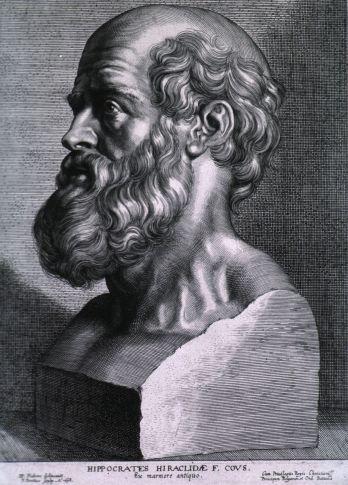 Hippocrates creador de la histeria